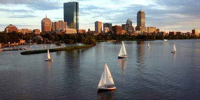 Tours from Boston