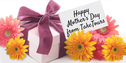 TakeTours Mother's Day Specials