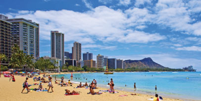 Tours to Hawaii
