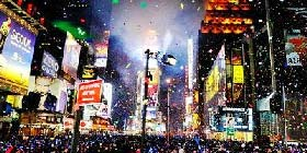 New Year's Eve East Coast Countdown Tours in Times Square