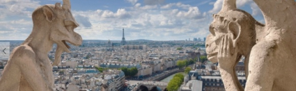 4th of July 1-Day Paris Sightseeing Activities