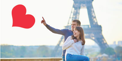 Tours in Paris and London