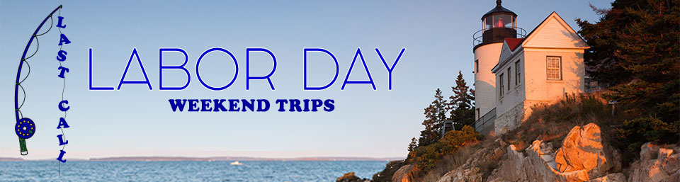 Labor Day Weekend Trips