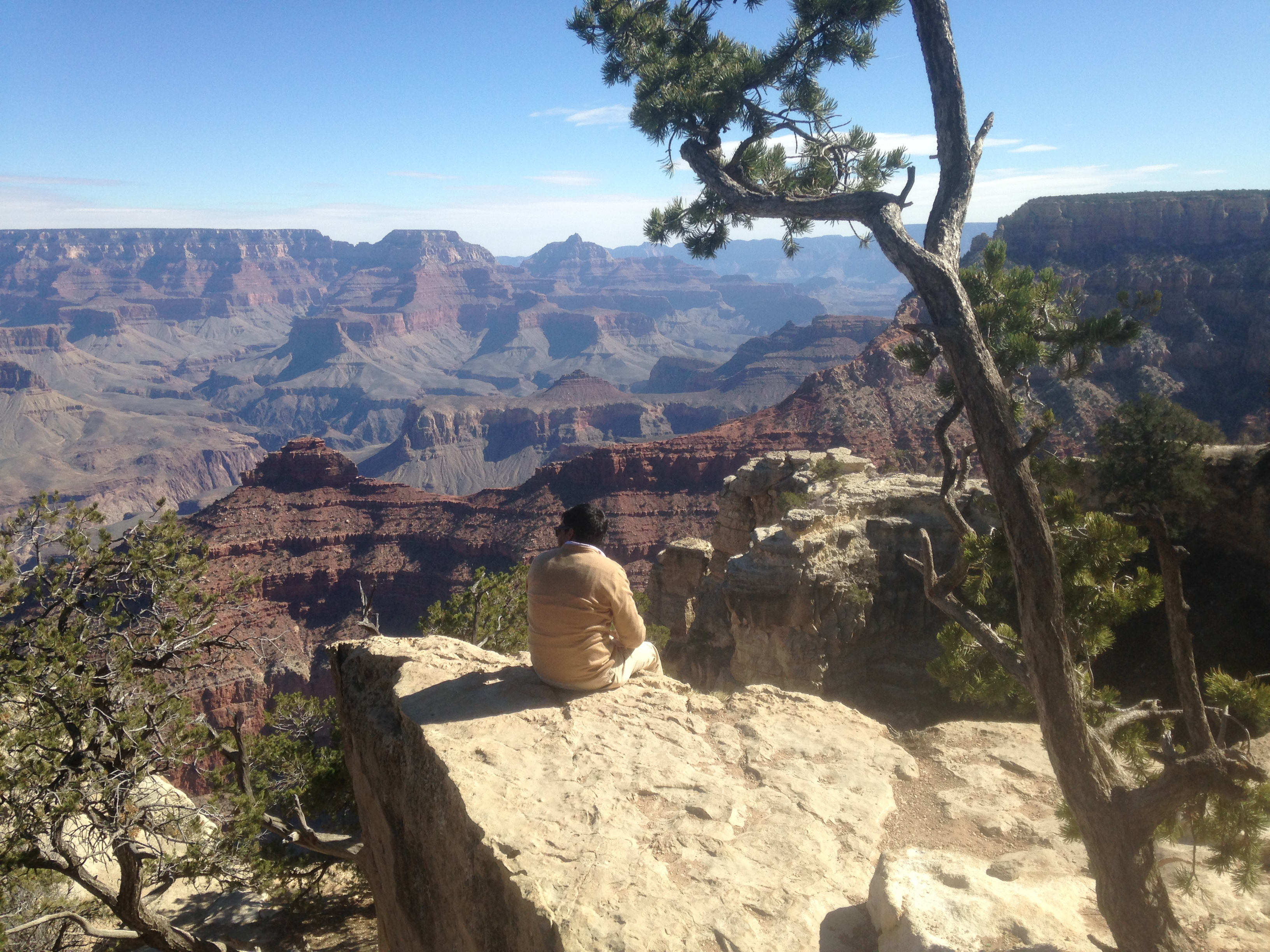 how to get from los angeles to grand canyon