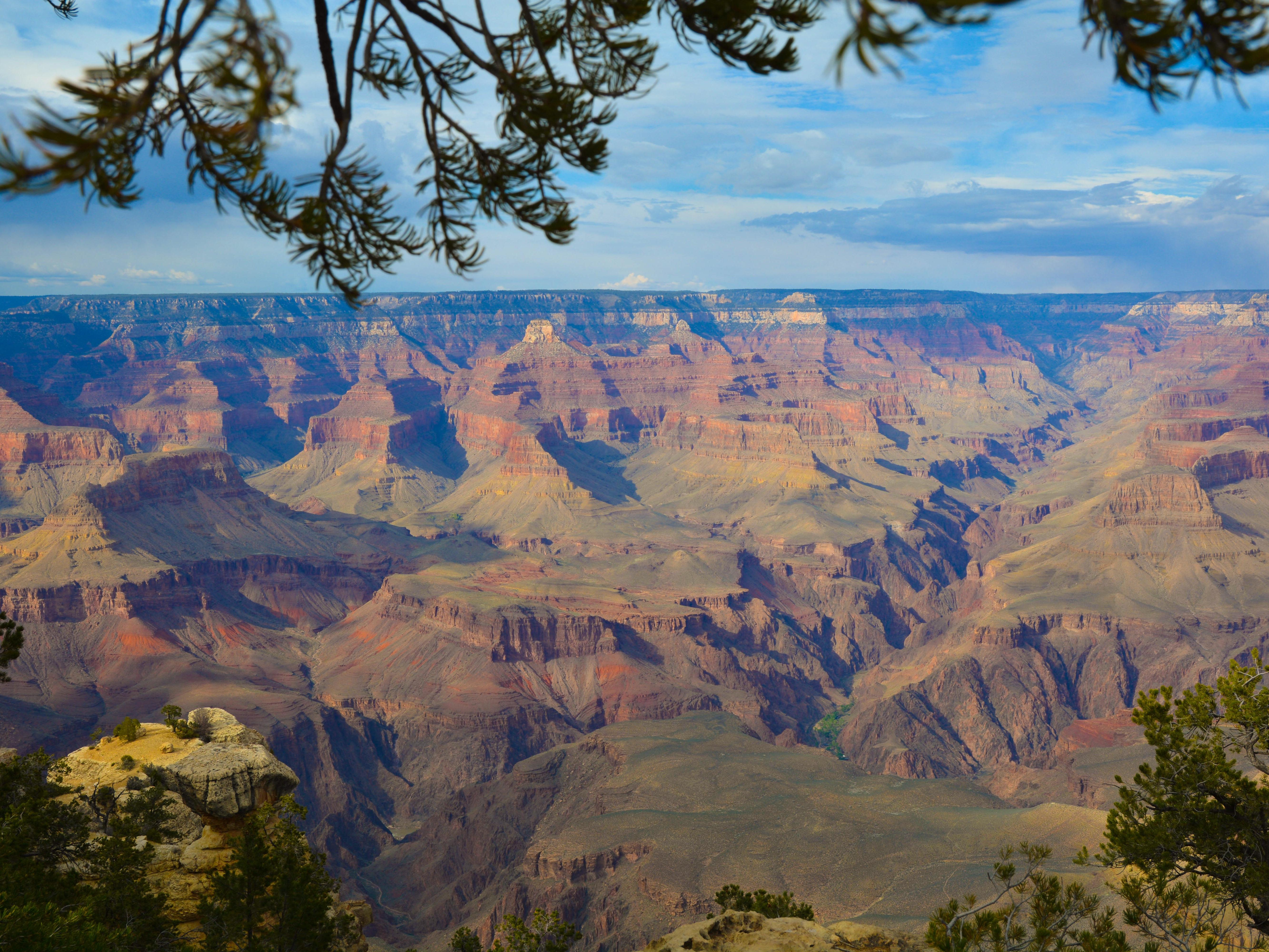 South Rim Grand Canyon Tours From Los Angeles