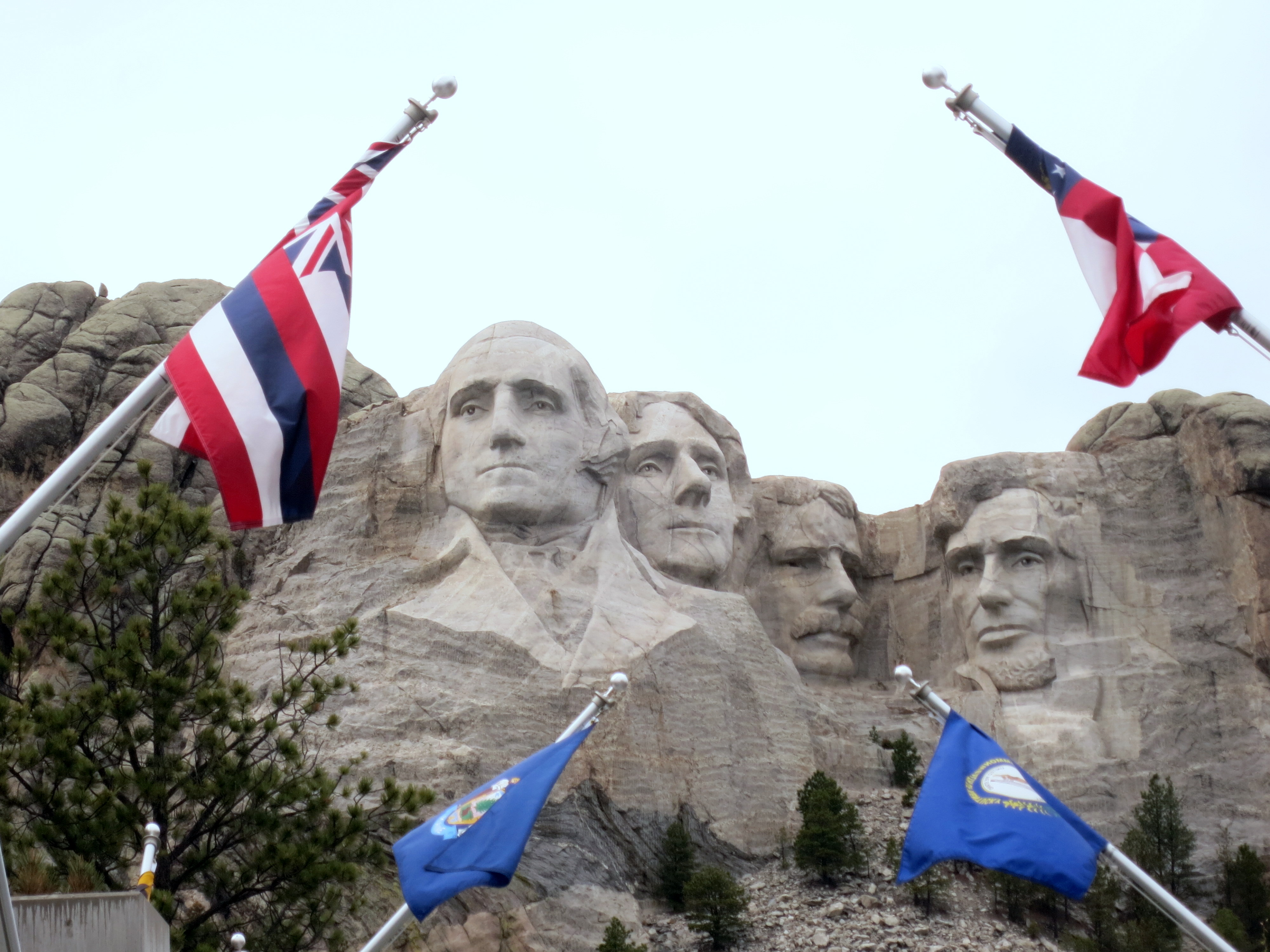 Mount Rushmore Bus Tours From Los Angeles