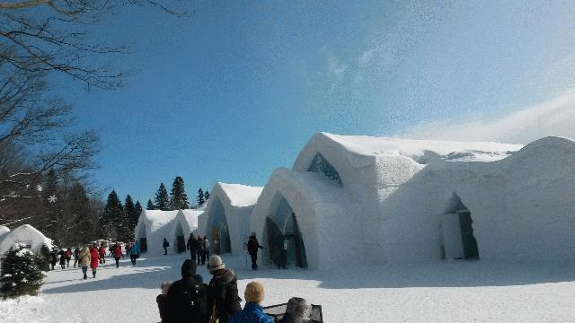 3 Day Quebec Ice Hotel Winter Carnival Tour From Boston