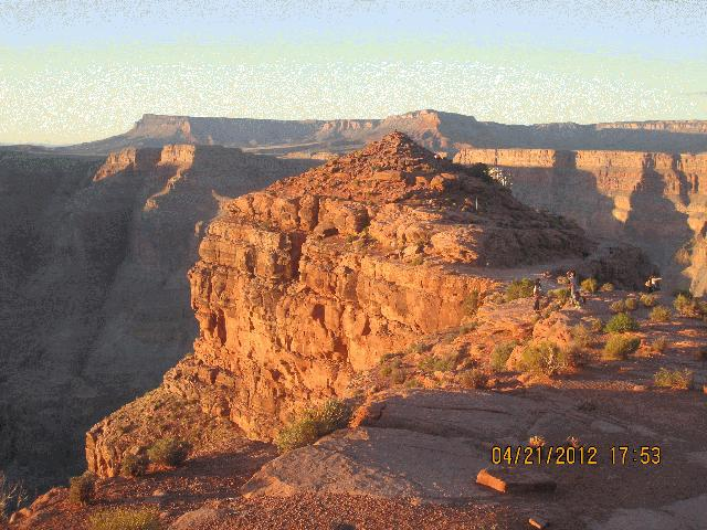 4th of July Tours 3-Day Las Vegas, Grand Canyon West Rim Skywalk Tour