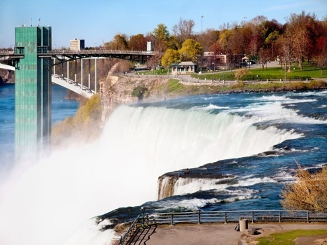 1 day niagara falls bus tour from new york. Black Bedroom Furniture Sets. Home Design Ideas