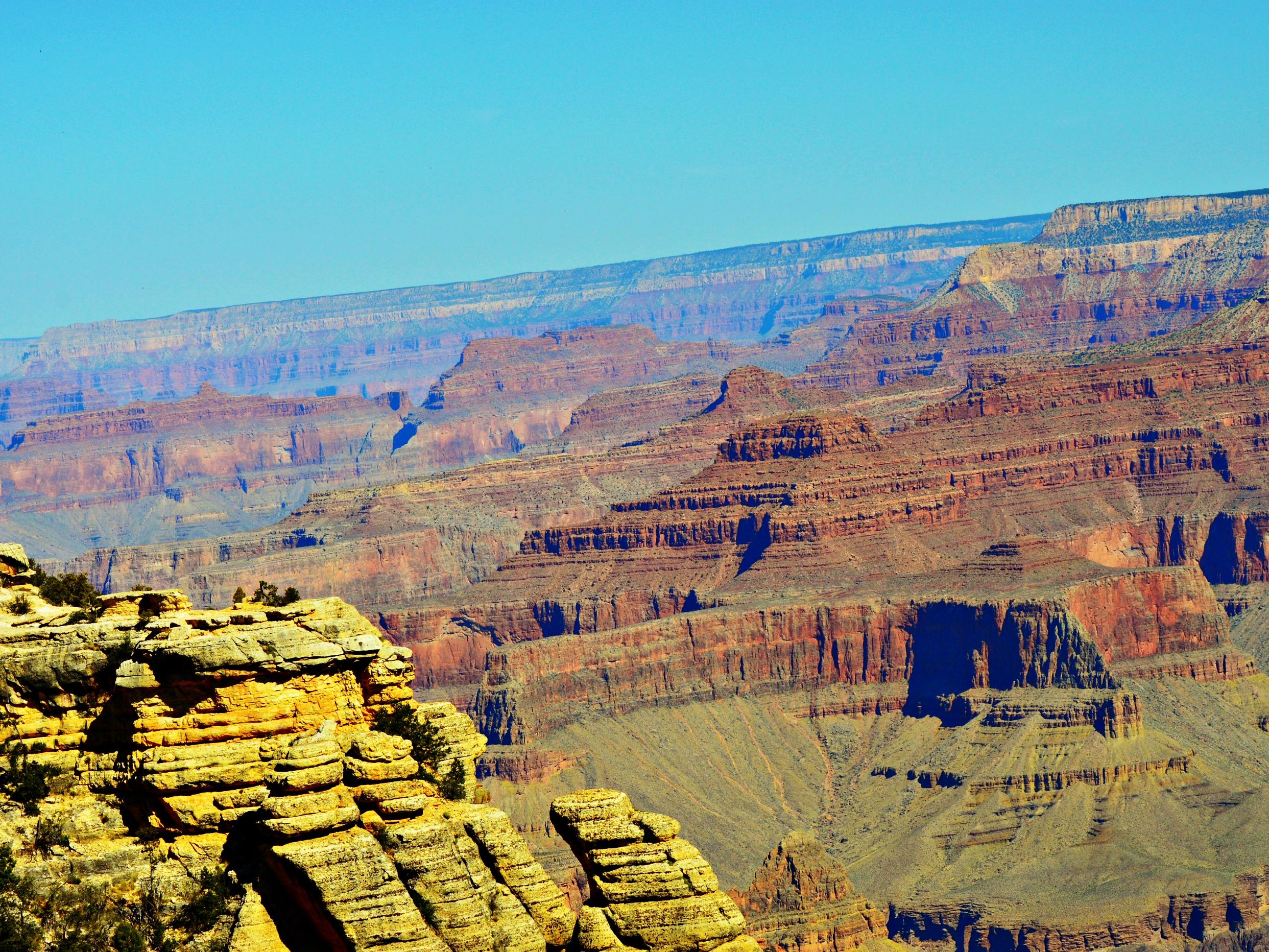 5 Day Las Vegas Grand Canyon Los Angeles Tour From San Francisco Las Vegas Out Taketours