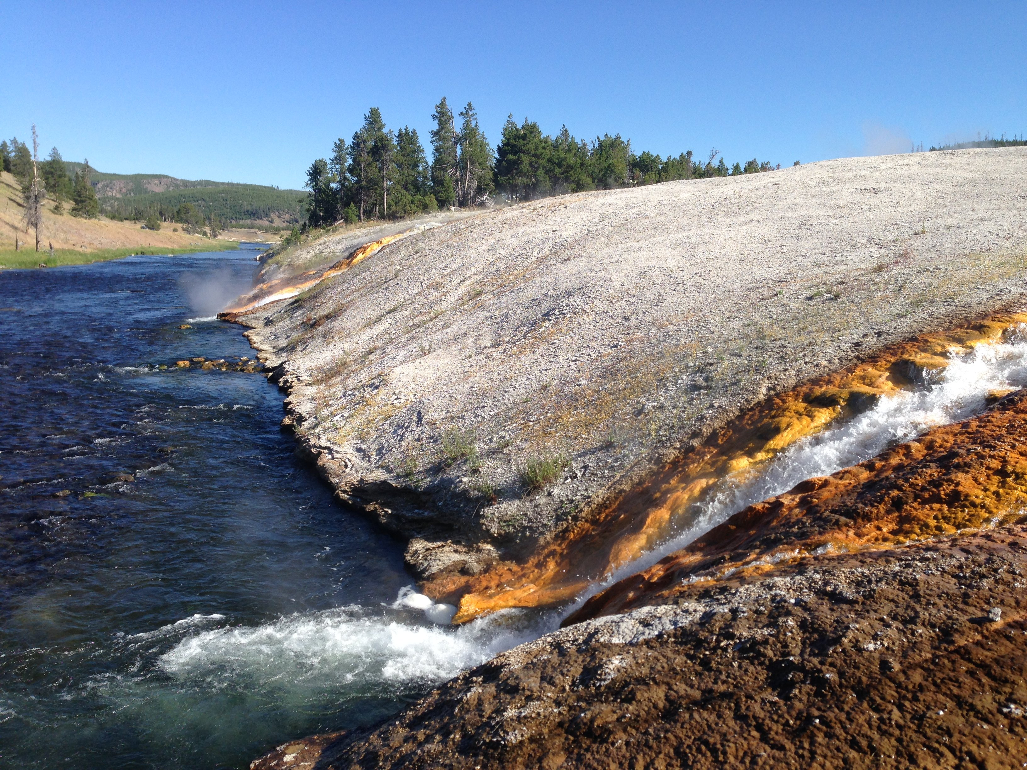 4 Days Yellowstone Landscape Sightseeing Tour From Seattle