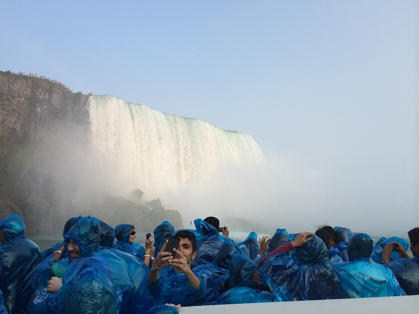 Maid Of The Mist Boat Tour From Niagara Falls New York