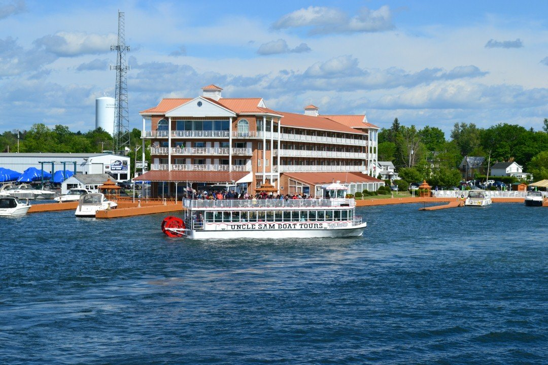 Thousand Island New York Boat Tours