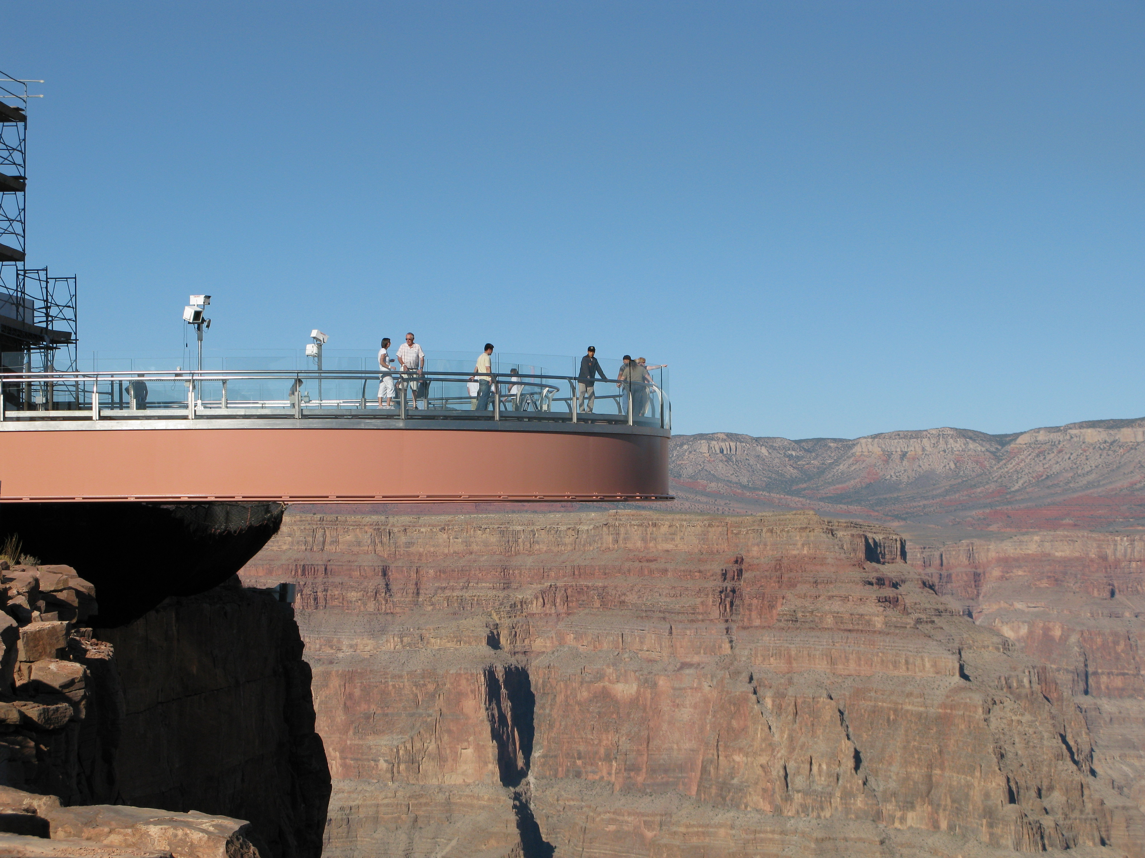 grand canyon west rim sky walk tours vacation packages. Black Bedroom Furniture Sets. Home Design Ideas