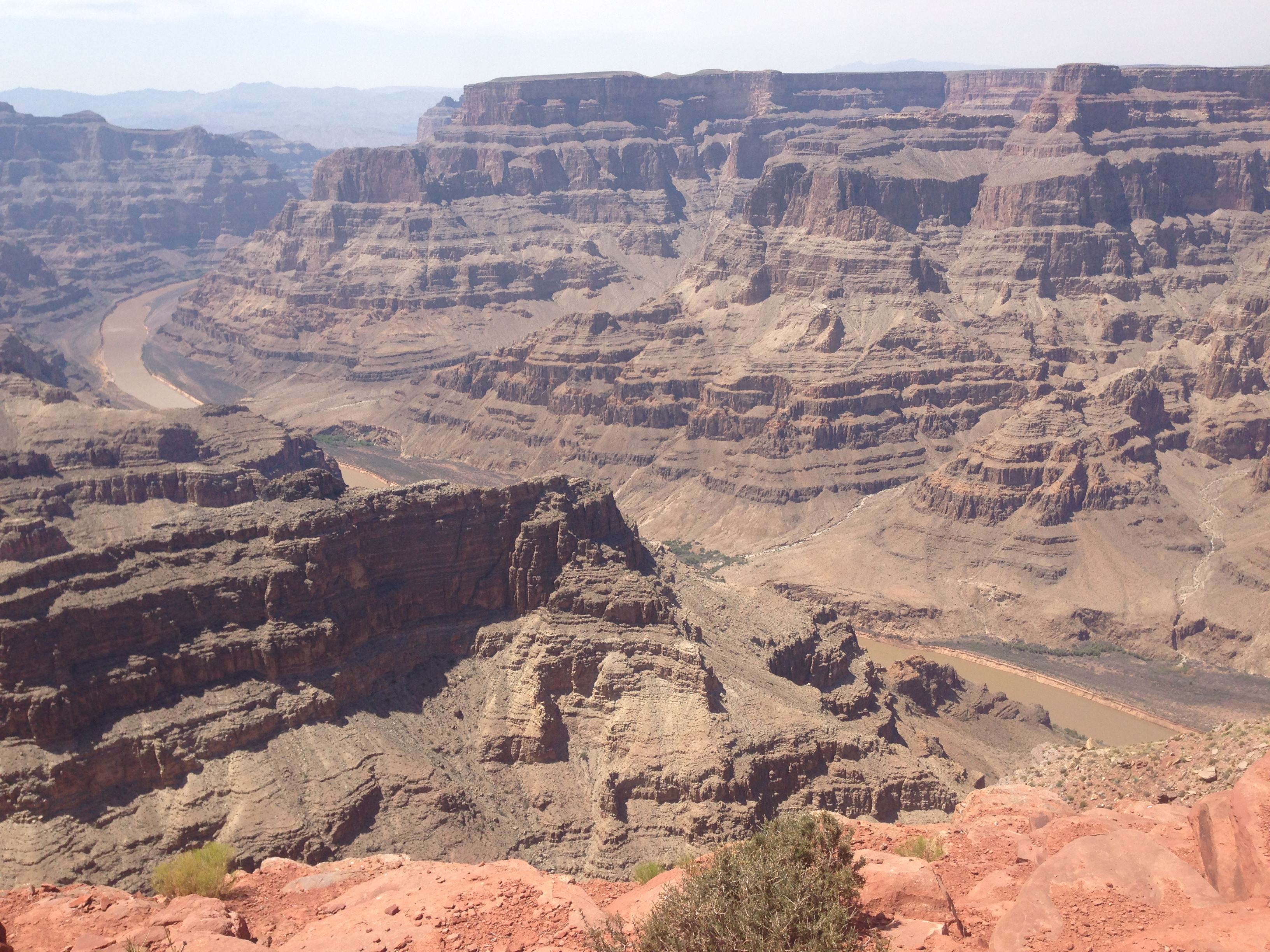 3 Day Grand Canyon West Overnight Tour From Los Angeles Las Vegas