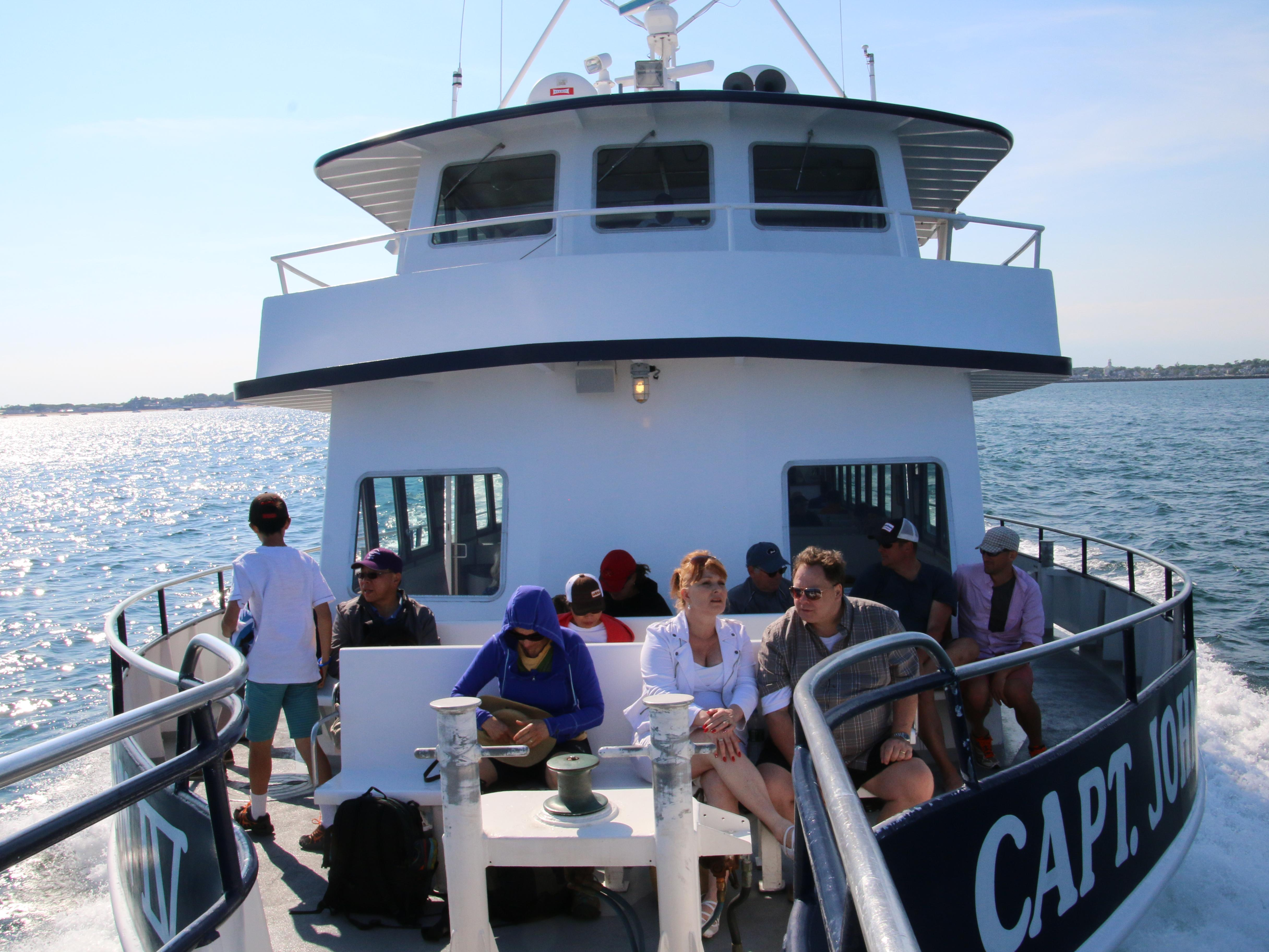 6 Day Boston Plymouth Cape Cod Acadia National Park Bar Harbor