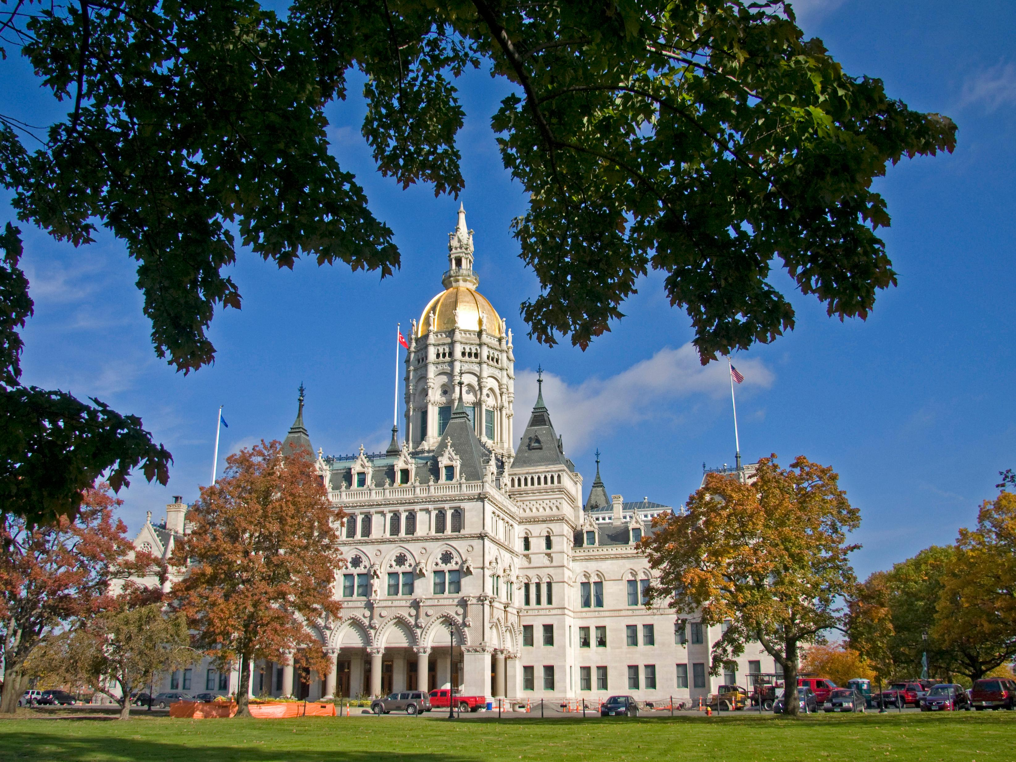 1Day Connecticut Foliage Sightseeing Tour from Boston