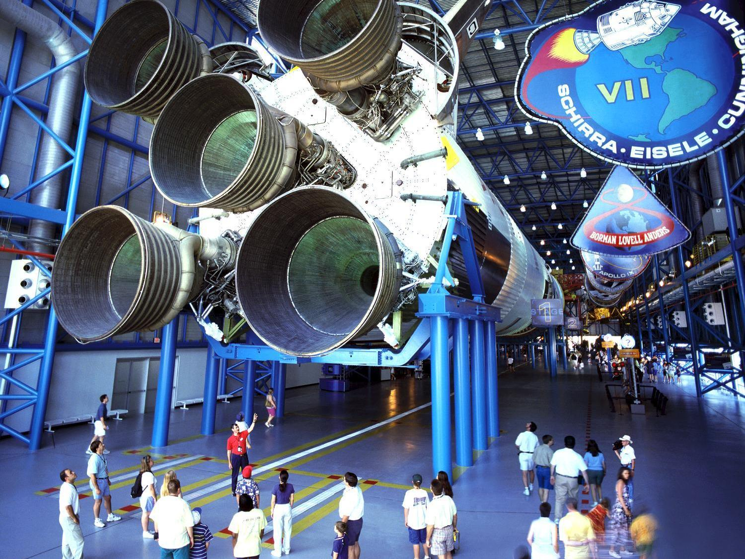 kennedy space center dine with an astronaut reviews - photo #10