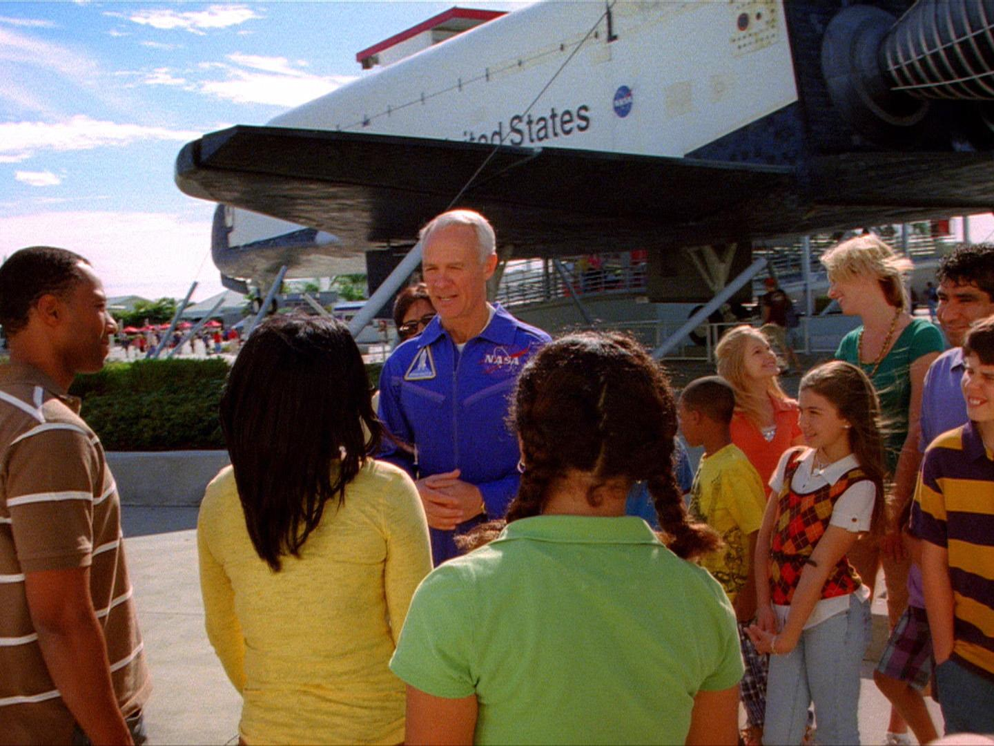 kennedy space center dine with an astronaut reviews - photo #13