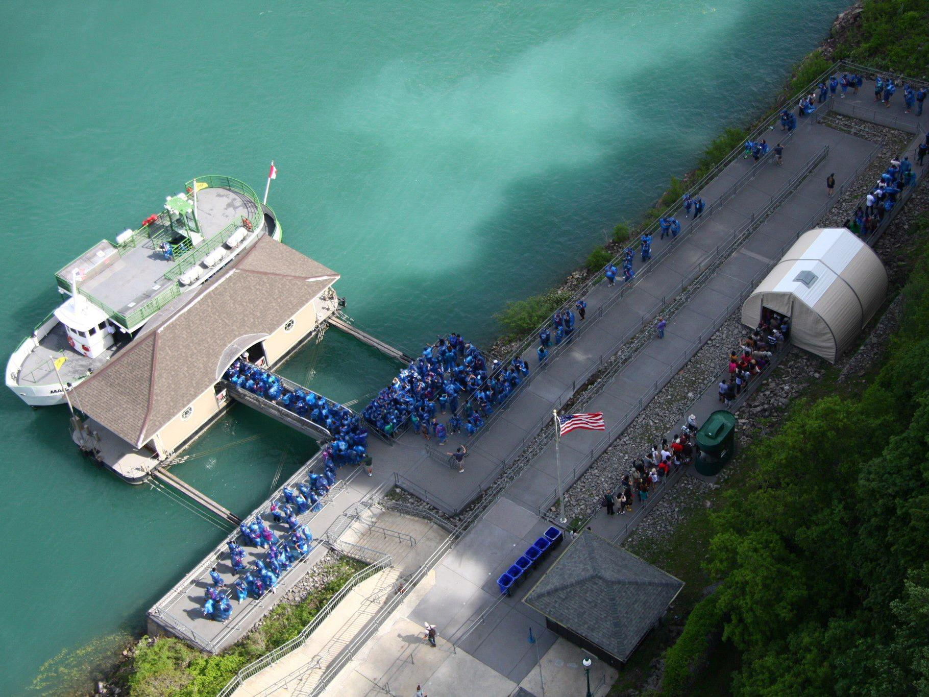 2 Day Niagara Falls And Thousand Islands Tour From New