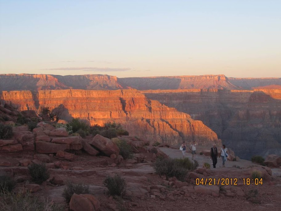 1 Day Grand Canyon Indian Country West Rim Bus Tour From