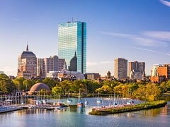 1-Day Boston City Sightseeing Tour