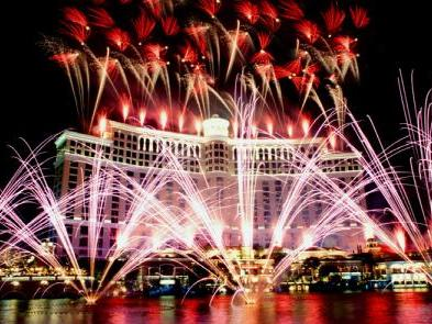 3-Day Las Vegas 2016 New Year Countdown, Grand Canyon West Rim Tour from Los Angeles/Las Vegas