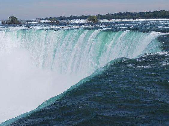 3-Day Niagara Falls R/T by Train