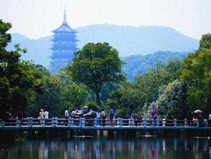 1-Day Tour to Hang Zhou (Heaven On the Earth) from Shanghai