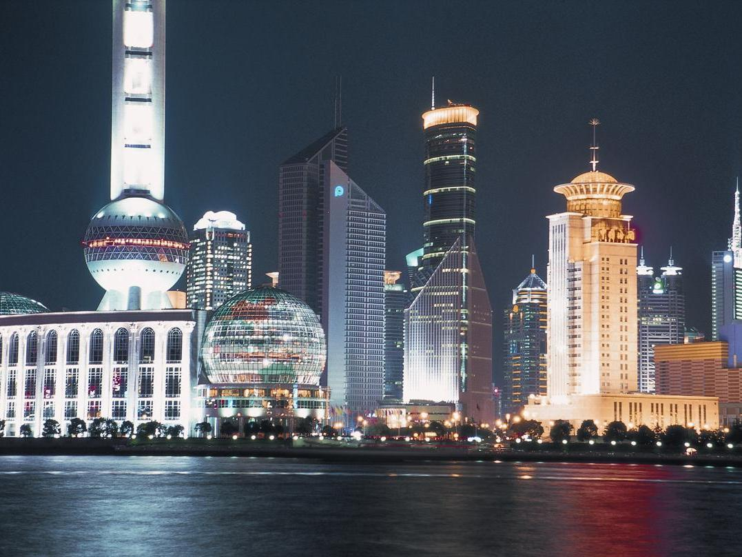 Evening City Lights and Huangpu River Cruise  from Shanghai