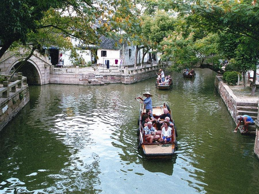 Zhou Zhuang, Water Village Half Day Tour from Shanghai
