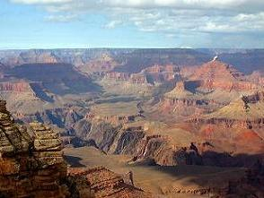 4-Day Grand Canyon South/West Rim, Antelope Canyon Tour from Los Angeles