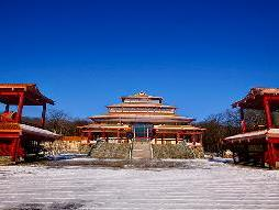 1-Day Mother's Day Chuang Yen Monastery, Mahayana Temple  Tour from Boston