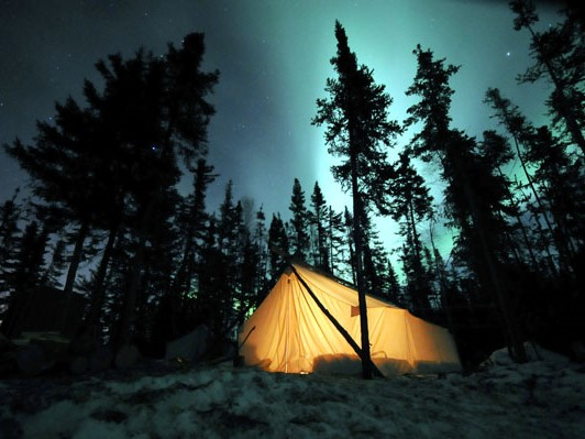 4-Day Aurora Tour from Yellowknife