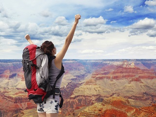 5-Day Grand Canyon, Disneyland Tour Package from Las Vegas