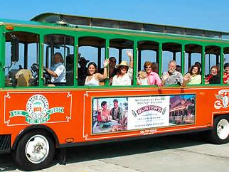 1-Day San Diego Old Town Trolley Tour