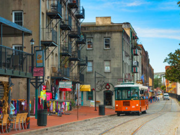 1-Day Savannah Old Town Trolley Tour