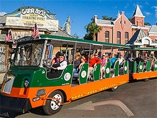 1-Day St. Augustine Old Town Trolley Tour