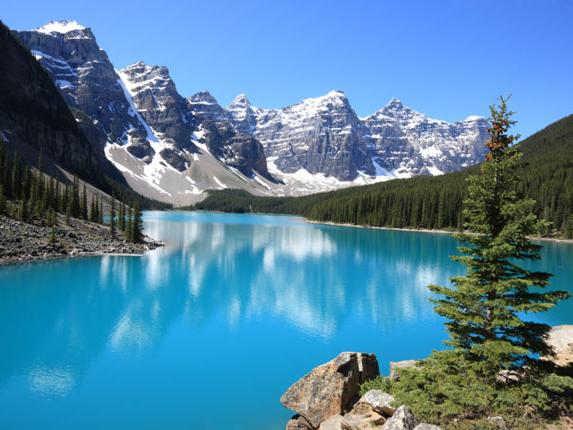 3-Day Canadian Rockies, Banff, Vancouver Tour from Calgary, Vancouver out