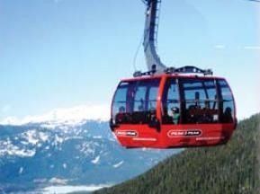 5-Day Splendid Canadian Rockies, Banff, Victoria, Whistler Tour from Calgary, Vancouver out (Summer Tour)
