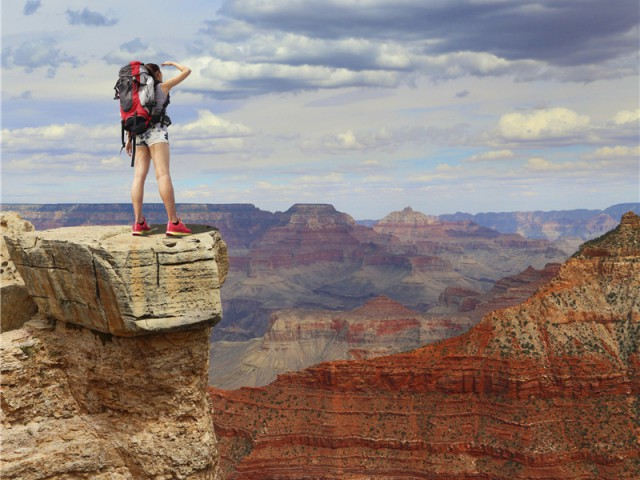 4th of July Tours 3-Day Las Vegas, Grand Canyon South Rim Tour