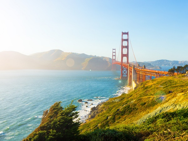 3-Day San Francisco, Santa Barbara, Solvang and Monterey Tour from Los Angeles