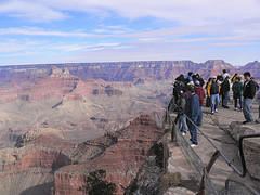 3-Day Grand Canyon South Rim, Las Vegas Tour from Los Angeles