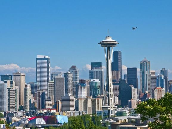 1-Day Seattle Sightseeing Tour from Vancouver