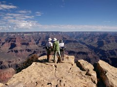 2-Day Camping Tour to Grand Canyon National Park from Las Vegas