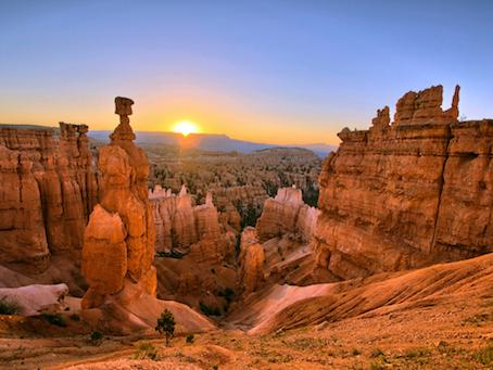 2-Day Zion and Bryce National Park Camping or Lodging Tour from Las Vegas