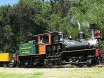 1-Day Roaring Camp, Steam Train, Gilroy Premium Outlet Tour