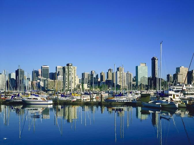 1-Day Vancouver Sightseeing Tour from Vancouver