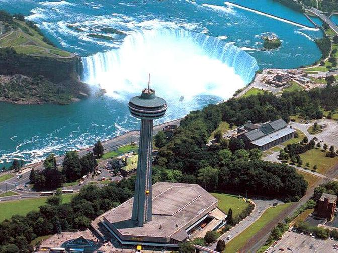 Niagara Falls H2Air Tour