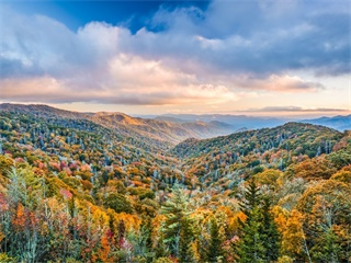 4-Day Tennessee, Great Smoky Mountains, Lookout Mountain Tour from New York/New Jersey